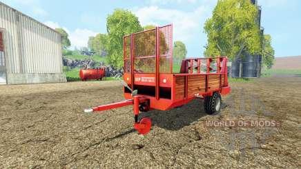 SIP Orion 40R-CL pour Farming Simulator 2015