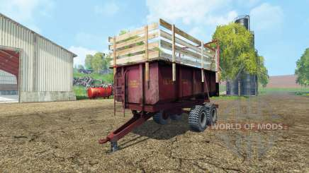 PST 9 pour Farming Simulator 2015