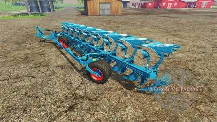 Lemken Diamant 12 pour Farming Simulator 2015