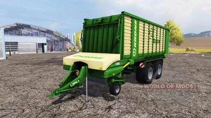 Krone ZX 450 GD pour Farming Simulator 2013
