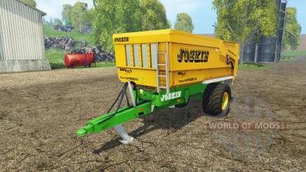 JOSKIN Trans-CAP 5000-14 v1.1 für Farming Simulator 2015