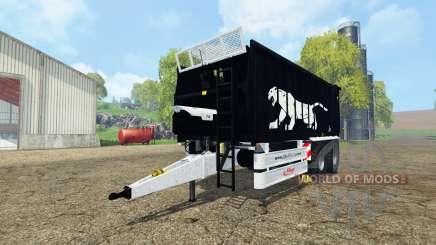 Fliegl ASW 268 black pantera edition v1.1 für Farming Simulator 2015