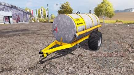 Veenhuis slurry tanker v1.1 für Farming Simulator 2013