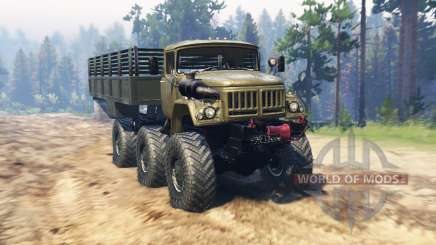 ZIL 131 Mongo für Spin Tires