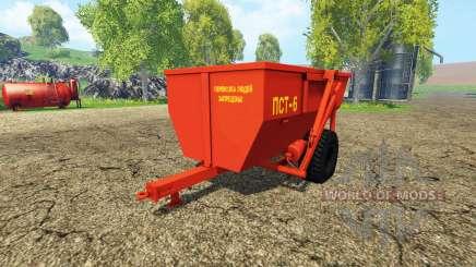 PST 6 pour Farming Simulator 2015