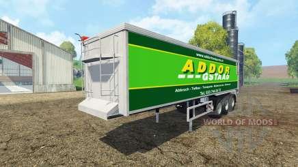 Kroger Agroliner SRB3-35 addor gstaad v0.1 pour Farming Simulator 2015