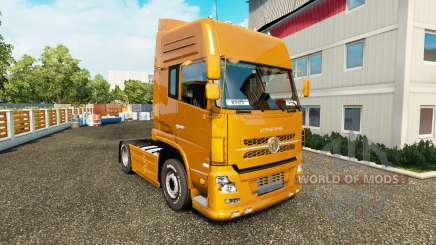 Dongfeng DFL 4181 v2.0 pour Euro Truck Simulator 2