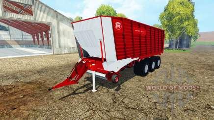 Lely Tigo XR 100D v3.0 für Farming Simulator 2015