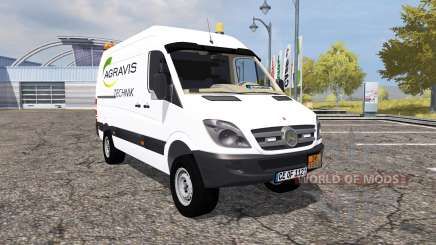 Mercedes-Benz Sprinter 311 CDI (Br.906) Agravis für Farming Simulator 2013