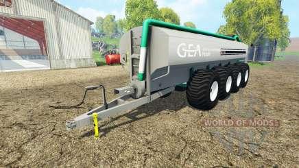 GEA Houle 7900 für Farming Simulator 2015