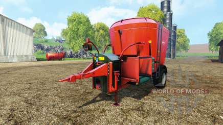 Kuhn Profile pour Farming Simulator 2015
