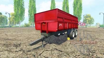 Teko 15T für Farming Simulator 2015