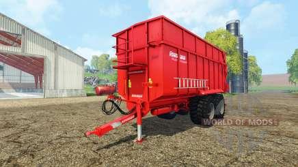 Krampe trailer für Farming Simulator 2015