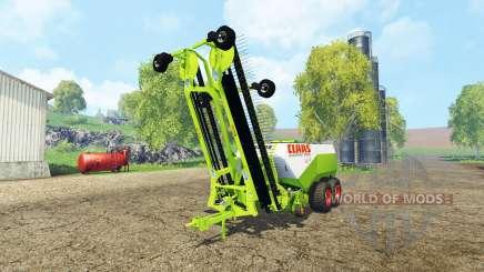CLAAS Quadrant 3200 RC Nadal R90 für Farming Simulator 2015