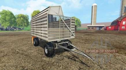 Conow HW 80 v1.1 für Farming Simulator 2015
