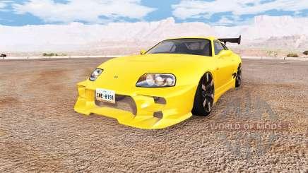 Toyota Supra v1.1 für BeamNG Drive