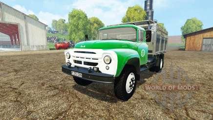 ZIL MMZ 555 v3.0 pour Farming Simulator 2015
