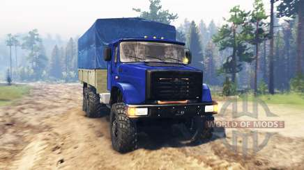 ZIL-433440 pour Spin Tires