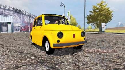 Fiat 500 (110) für Farming Simulator 2013