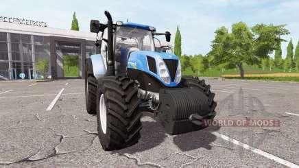 New Holland T7.200 v1.1 für Farming Simulator 2017