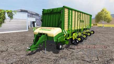 Krone ZX 550 GD rake pour Farming Simulator 2013