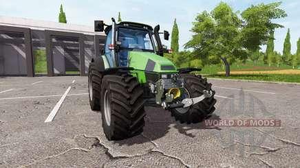 Deutz-Fahr Agrotron 120 Mk3 v1.2 pour Farming Simulator 2017