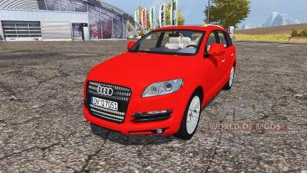Audi Q7 (4L) v1.1 pour Farming Simulator 2013