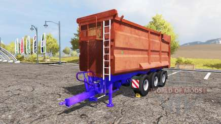 POTTINGER tipper trailer für Farming Simulator 2013