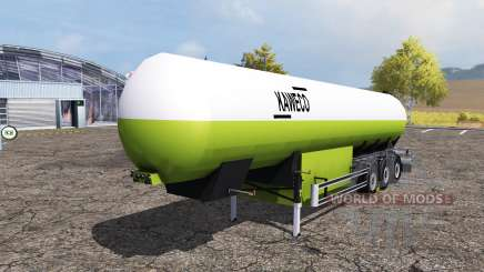 Kaweco tank manure pour Farming Simulator 2013