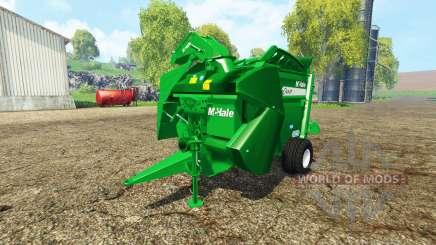 McHale C460 pour Farming Simulator 2015