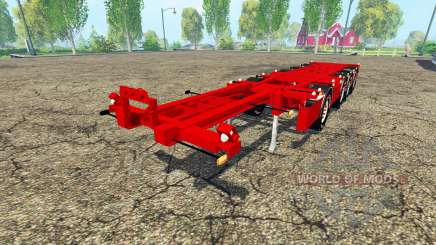 Container trailer für Farming Simulator 2015