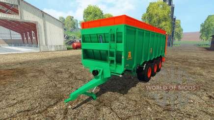 Aguas-Tenias ESP-TAT22 pour Farming Simulator 2015