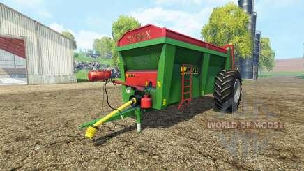 Gyrax EBMX 155 für Farming Simulator 2015