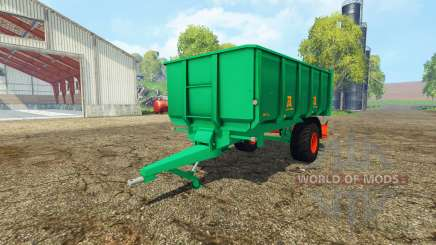 Aguas-Tenias AT10 für Farming Simulator 2015