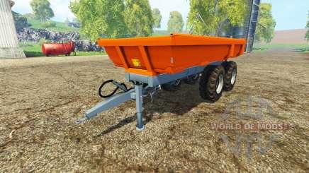 Laumetris PTL 10 für Farming Simulator 2015