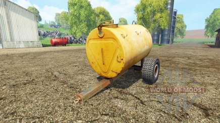 DIE VUO 3A für Farming Simulator 2015