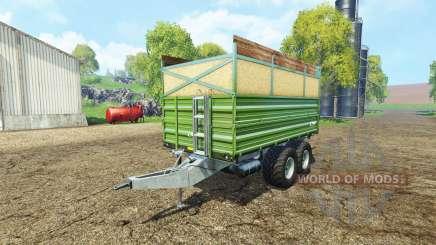 Fliegl TDK 160 pour Farming Simulator 2015