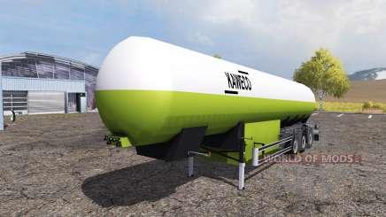 Kaweco tank manure v2.0 für Farming Simulator 2013
