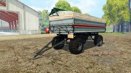 Fortschritt HW 80.11 v3.0 für Farming Simulator 2015