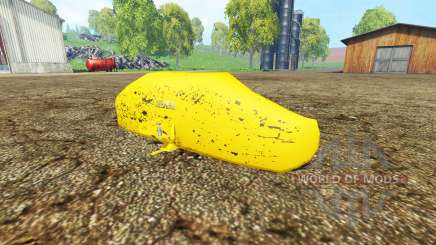 Weight Liebherr v2.0 pour Farming Simulator 2015