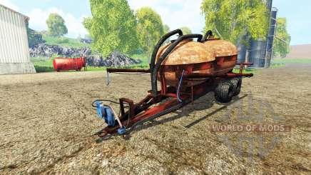 PZHU 9 für Farming Simulator 2015