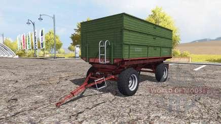Krone Emsland v2.0 pour Farming Simulator 2013