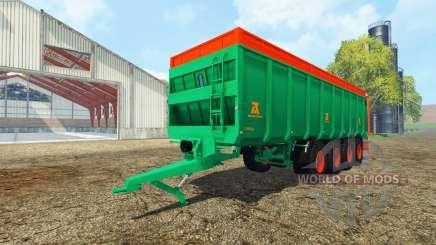 Aguas-Tenias ESP-TAT26 pour Farming Simulator 2015