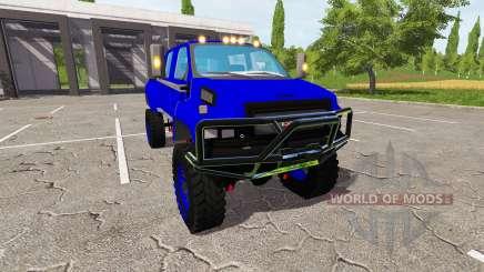 GMC C4500 TopKick pour Farming Simulator 2017