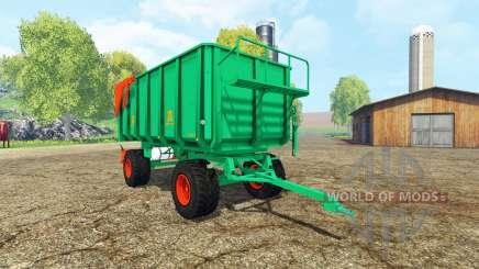 Aguas-Tenias GAT14 pour Farming Simulator 2015