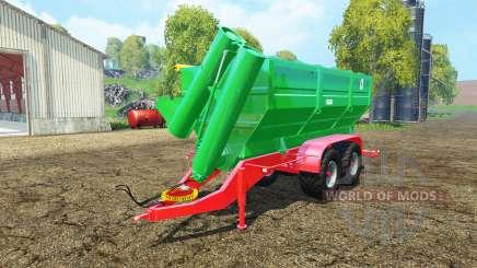 Kroger TUW 20 für Farming Simulator 2015