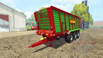 Strautmann Giga-Trailer 4001 pour Farming Simulator 2015