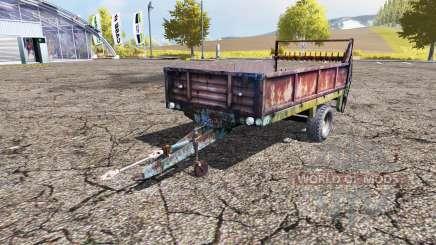 Manure spreader pour Farming Simulator 2013