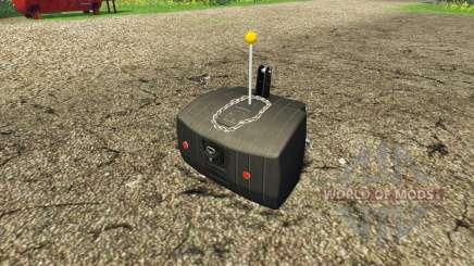 Weight Sonstige pour Farming Simulator 2015
