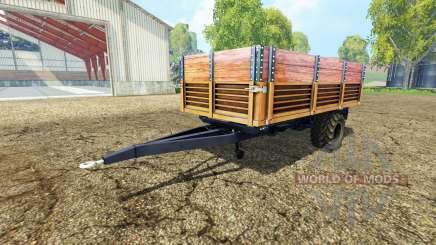 Tipper tractor trailer pour Farming Simulator 2015